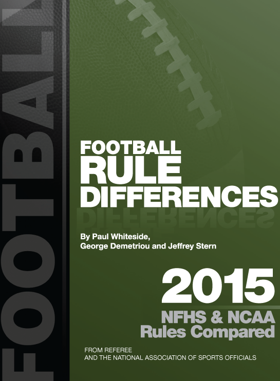 2015-Football-Rule-Differences--NFHS-&-NCAA-Rules-Compared-Page-01