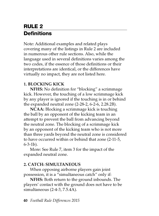 2015-Football-Rule-Differences--NFHS-&-NCAA-Rules-Compared-Page-04