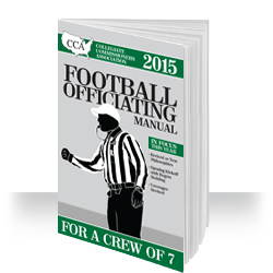 CCA Football Officiating Manual: Crew of 7