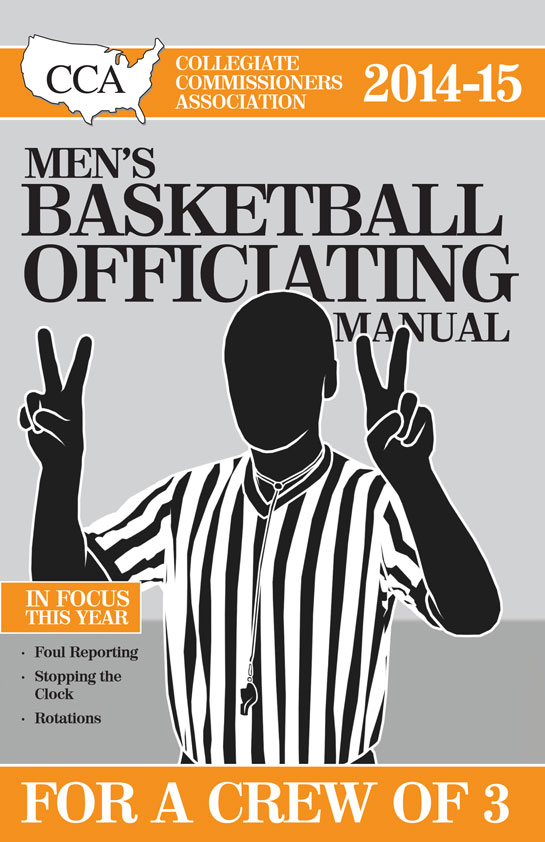 2014-15-CAA-Men's-Collegiate-Basketball-Officiating-Manual-Page01
