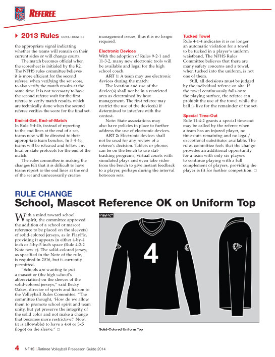 2014-NFHS-Volleyball-Preseason-Guide-01