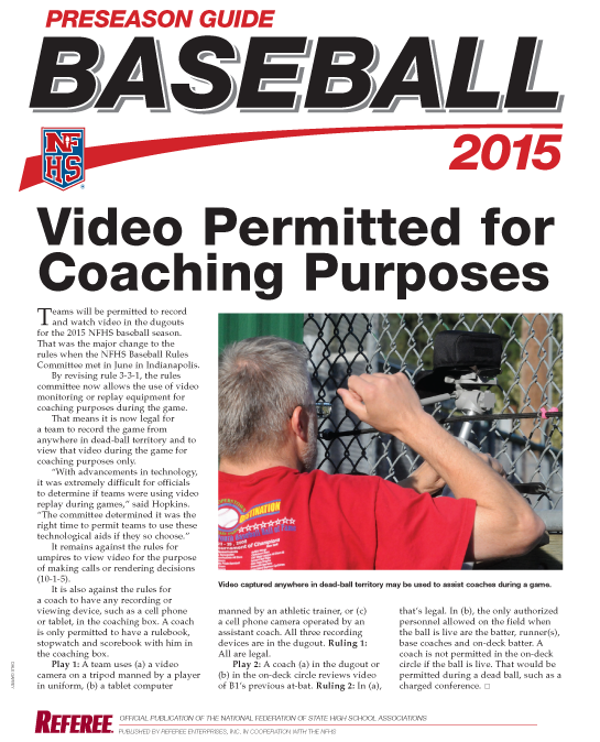 2015-NFHS-Baseball-Preseason-Guide-Page00