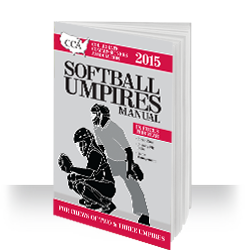 2015 Softball Umpires Manual