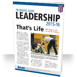 2015-16 NFHS Leadership Officiating Preseason Guide