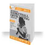 2014-15 CCA Women's Basketball Officiating Manual