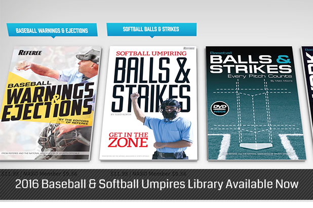 2016-Baseball-&-Softball-Umpires-Library-Available-Now
