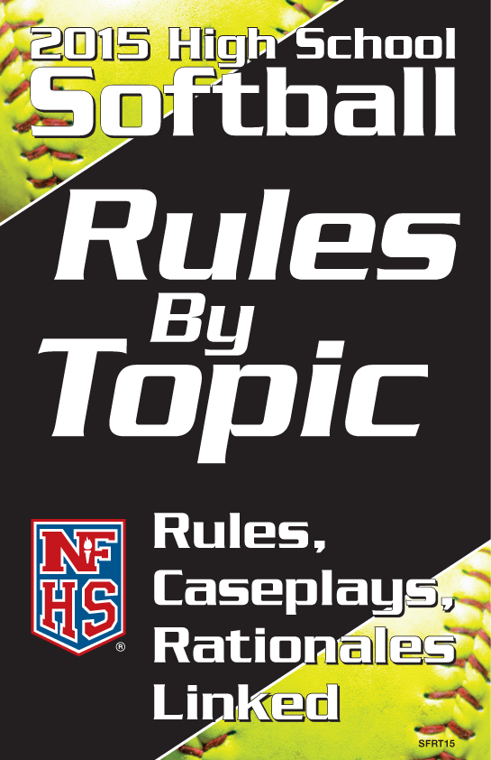 2015-NFHS-Softball-Rules-by-Topic-Page00