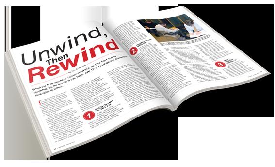 Unwind-Then-Rewind