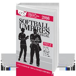 2015 Softball Umpires Manual