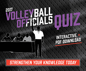 2017 Volleyball Officials Quiz (300px x 250px)