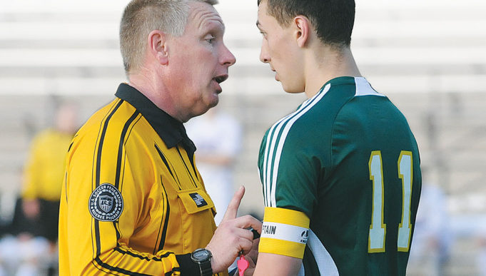 16 Unwritten Rules Of Officiating Referee