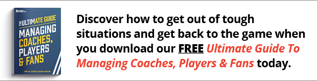 Free Guides Interrupter – The Ultimate Guide To Managing Coaches, Players & Fans (640px x 165px)