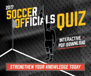 2017 Soccer Officials Quiz (300px x 250px)