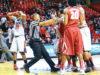basketball, multiple whistle blasts