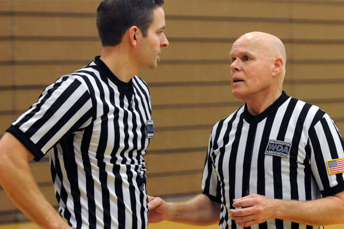 Pass On Officiating Wisdom
