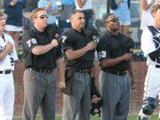 Baseball Umpire Larger Crew