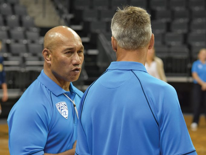 feedback for volleyball referees