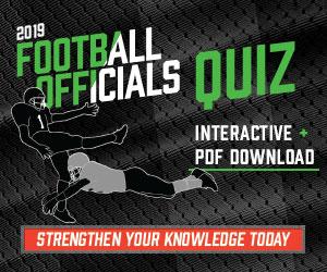 Football 2019 – 2019 Football Officials Quiz (300px x 250px)