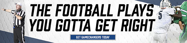 Quiz-Sports-Football Interrupter – Football Game Changers: Plays You Gotta Get Right (640px x 150px)