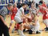basketball held ball