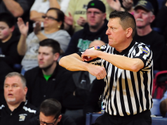 traveling pivot foot basketball referee