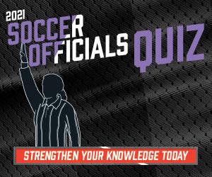 2020 Soccer Officials Quiz (300px x 250px)