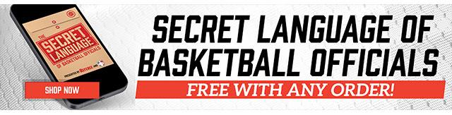 Sports-Basketball Interrupter – Secret Language (640px x 150px) – New